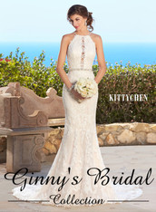 Kitty Chen Jazlyn K1624 Wedding Dress