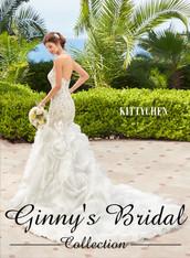 Kitty Chen Ariel K1649 Wedding Dress