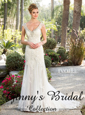 Ivoire by Kitty Chen Blaire V1605 Wedding Dress