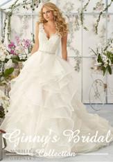 Mori Lee Bridal Dress 2805