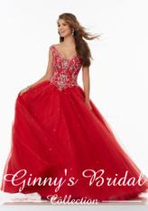 Mori Lee Prom by Madeline Gardner Style 99078