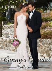 Kitty Chen Danielle H1760 Wedding Dress