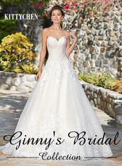 Kitty Chen Eliza H1769 Wedding Dress