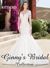 Kitty Chen Joelle H1721 Wedding Dress