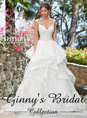 Kitty Chen Couture Eloise K1737 Wedding Dress