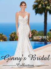 Kitty Chen Couture Pauletta K1748 Wedding Dress