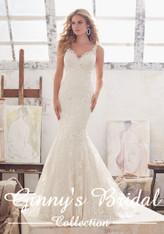 Mori Lee Bridal Wedding Dress Style Marcelline 8115