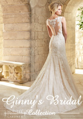 Mori Lee Bridal Gown 2778