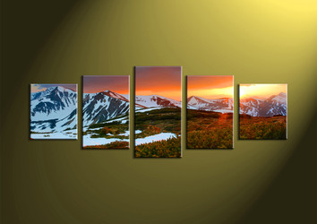 landscape art, landscape prints, scenery canvas prints, landscape group canvas, landscape multi panel canvas