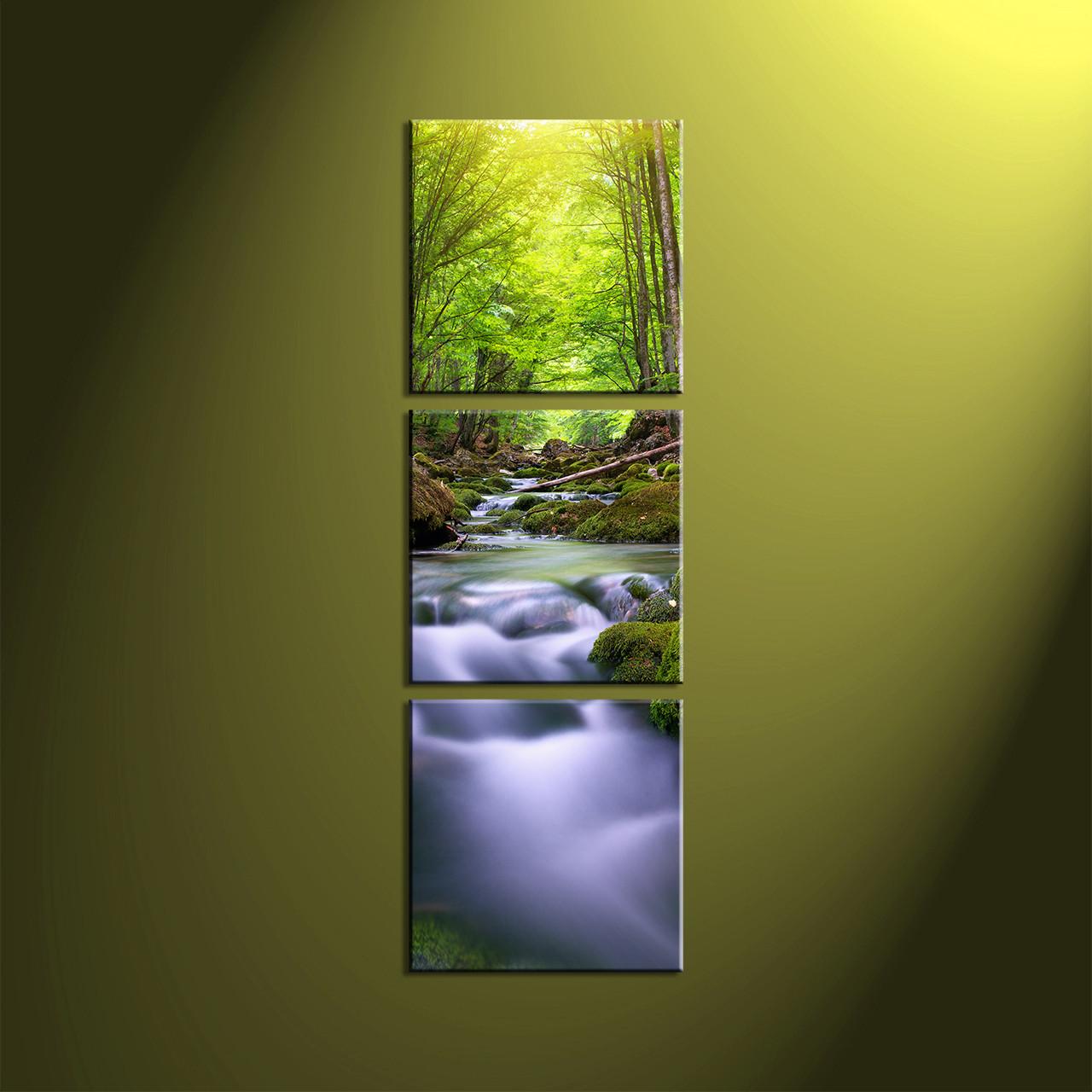 Vertical Canvas Wall Art - ktrdecor.com