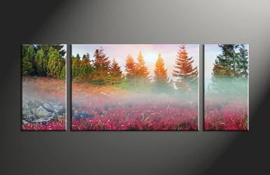 Home Decor, 3 piece canvas art prints, landscape canvas art prints, scenery huge canvas art, landscape canvas wall art