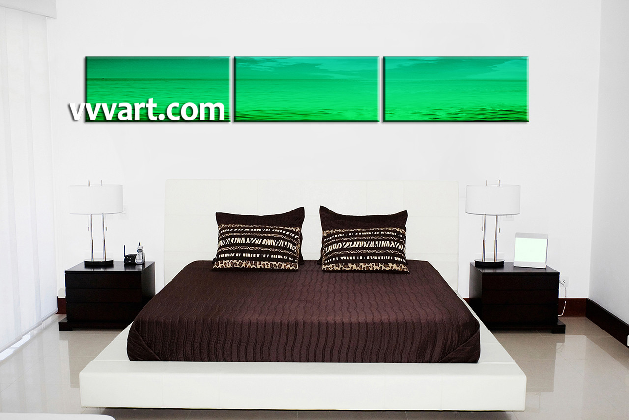 Bedroom Decor, 3 Piece Wall Art, Abstract Canvas Art Prints, Abstract Huge  Canvas