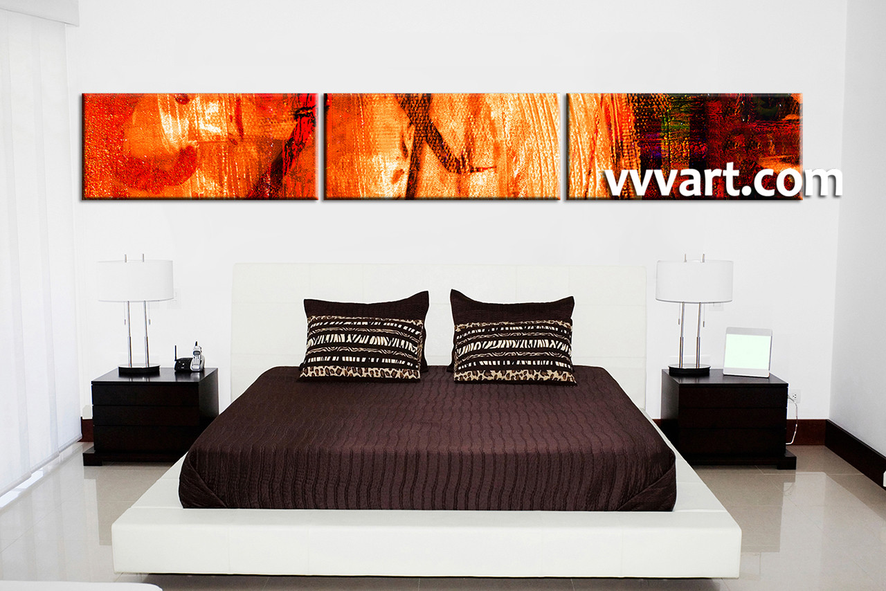 3 piece abstract red canvas photography bedroom decor 3 piece wall art abstract wall art oil wall decor amipublicfo Image collections