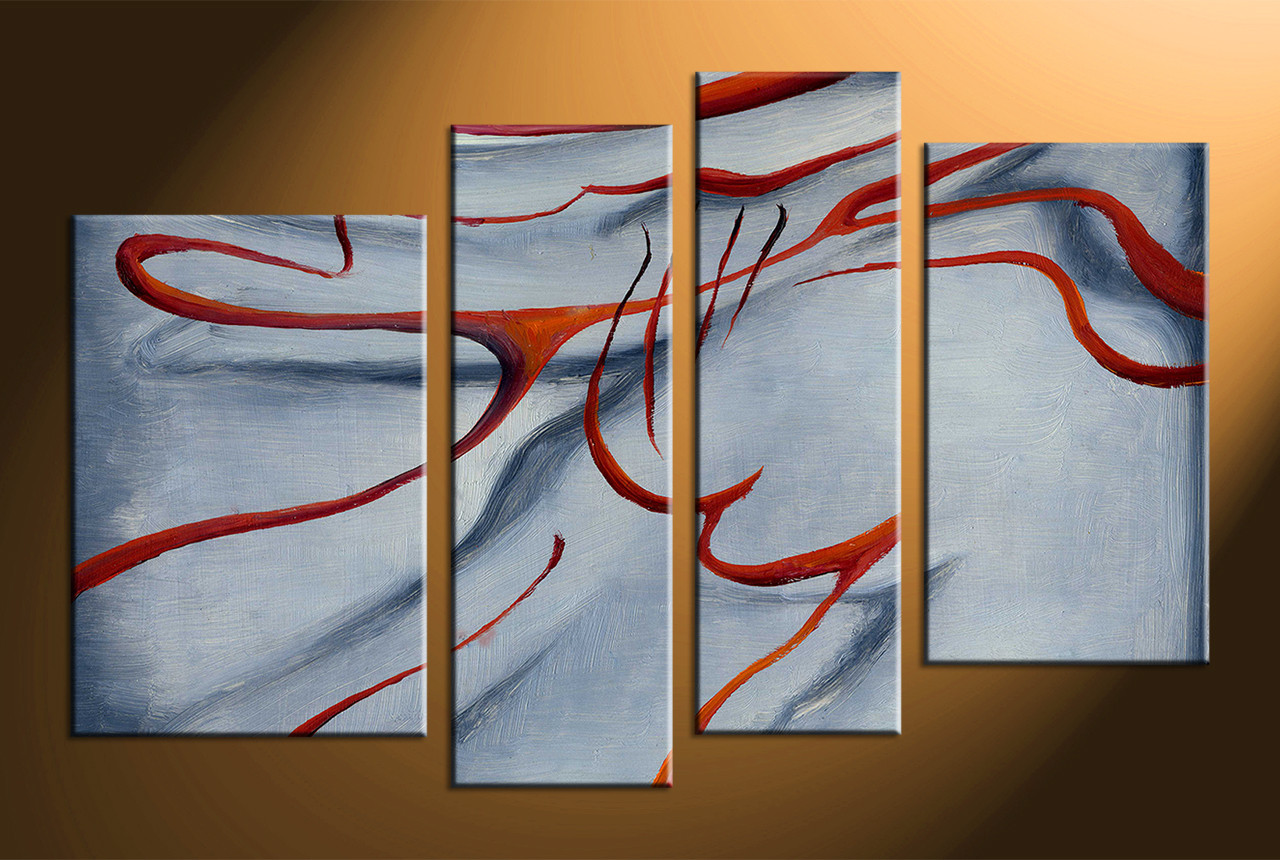 4 piece abstract grey canvas photography home decor 4 piece canvas wall art oil painting pictures abstract group canvas