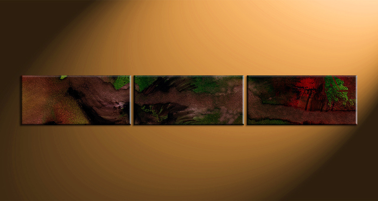 Abstract wall art painting - Home Decor 3 Piece Canvas Wall Art Oil Paintings Art Oil Paintings Group