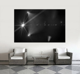 1 piece canvas wall art, black and white artwork, modern wall art, modern pictures, living room decor