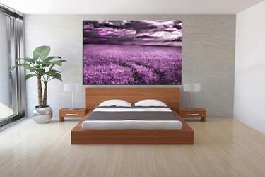 1 piece canvas art print, bedroom wall art, scenery canvas photography, scenery artwork, scenery art
