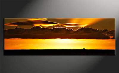 1 piece canvas print, home decor artwork, ocean photo canvas, ocean canvas photography, ocean art