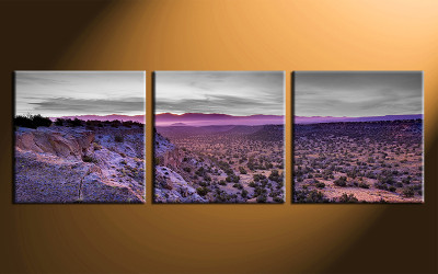 3 piece canvas print, home decor artwork, landscape photo canvas, landscape canvas photography