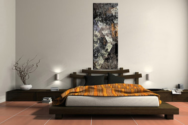 bedroom decor, 1 piece wall art, abstract pictures, black abstract art,  abstract