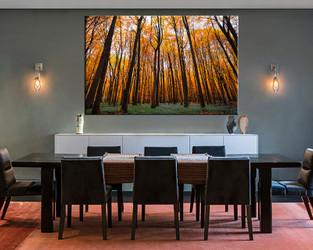 1 piece canvas wall, autumn scenery art, dining room pictures, scenery large pictures, scenery artwork