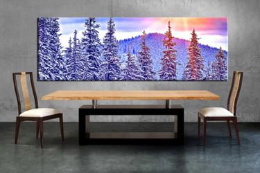 1 piece canvas wall, scenery art, scenery dining room pictures, blue scenery large pictures, scenery artwork