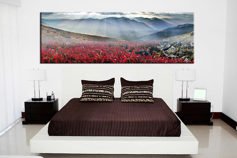 Emejing Bedroom Canvas Art Gallery - Home Interior Design - gomills.us