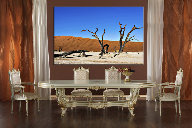 Dining Room Decor, 1 Piece Wall Art, Landscape Pictures, Landscape Wall  Decor,