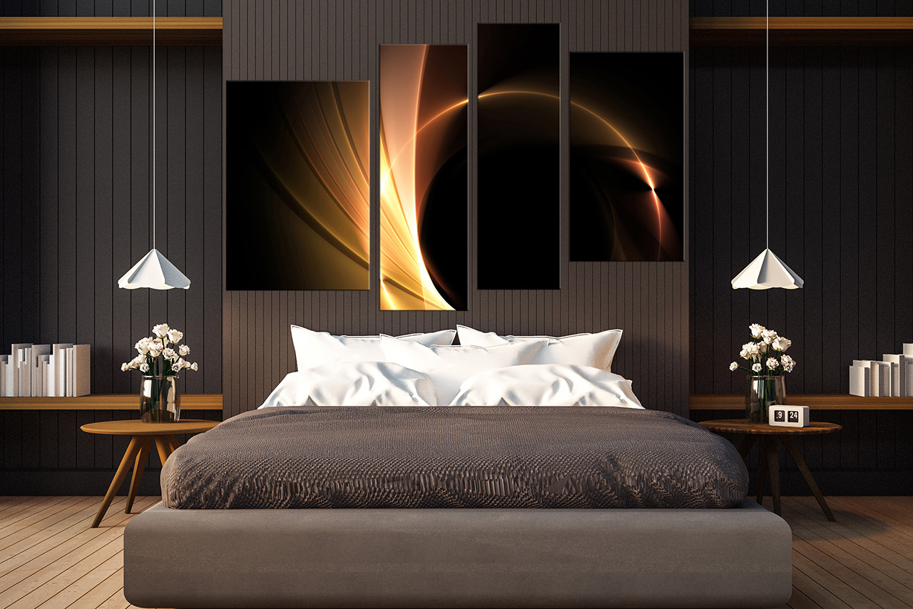 4 piece canvas photography bedroom multi panel canvas modern multi panel art abstract