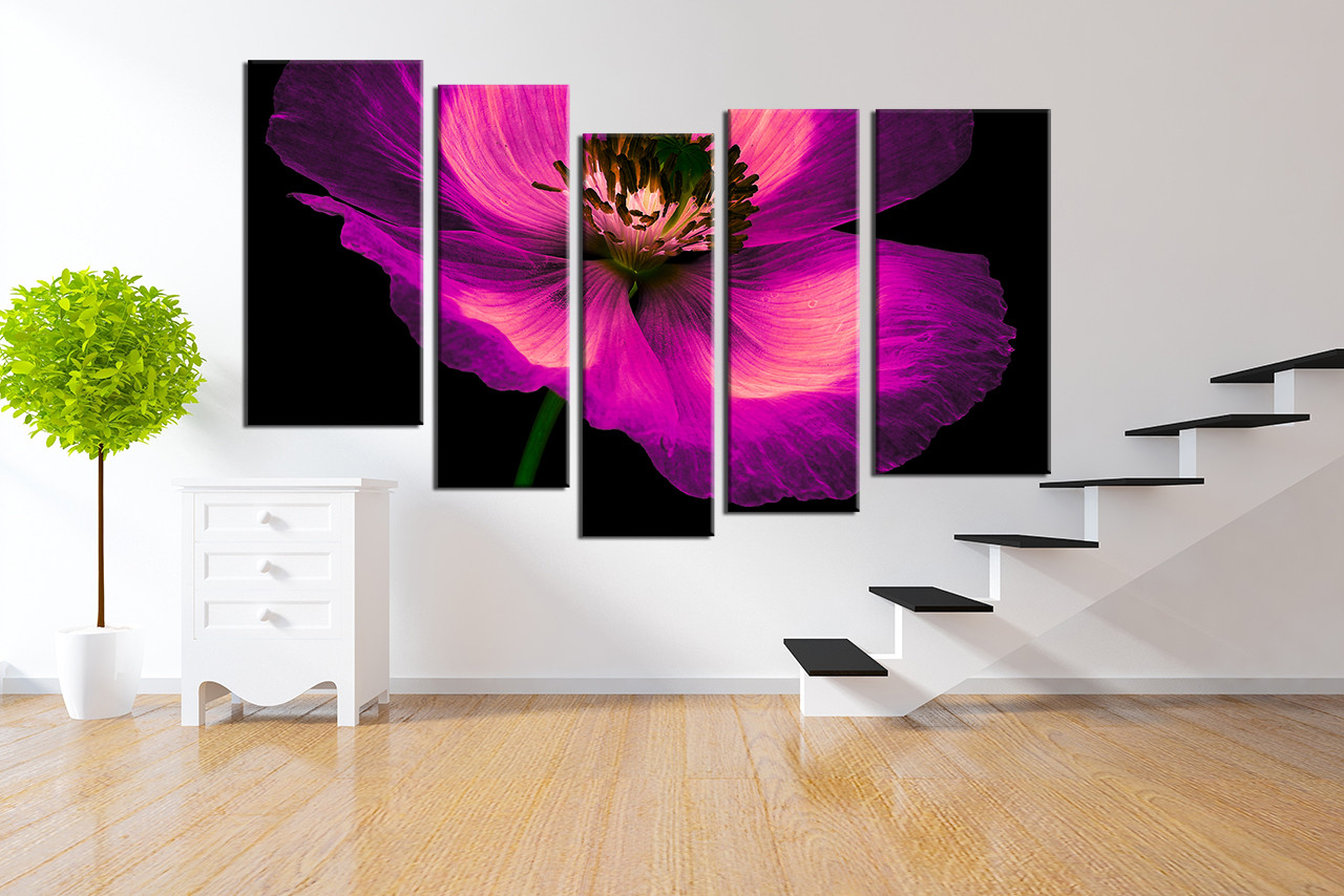 Enchanting 25 floral wall decor design decoration of wall for Wall piece design