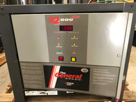 The General 12 Volts 550 Amp Hour 3 Phase 208/240/480 Charger
