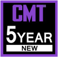 Canadian Music Trade - 5 Year Subscription (New)