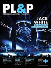 In the Fall 2018 issue of Professional Lighting and Production we look at Jack  White,  Blue  Blues  Rock  on  the  Boarding  House  Reach  Tour. Having  done  plenty  in  red  and  white  over  the  years,  Jack  White  went  heavy  on  the  blues  for  his  latest  extensive  world  tour.   Order your copy now.