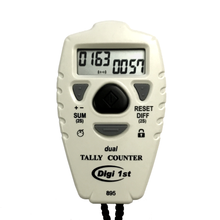 Digi 1st TC-895 Digital Dual Pitch & Tally Counter