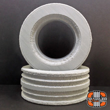 """Deuce's Wild Single Stage for 3.8 Tires; 7.50"""" - 7.25"""" Tall Foam Pair (2)"""