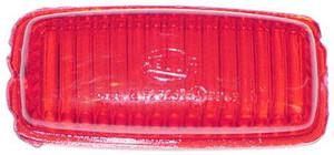 356 Reverse Light Lens, Hella, Red, All 356's