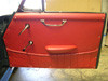 Door Panel Kit, 356A & 356B Convertible D, Leather, L&R,