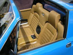 Porsche 914 Seat Upholstery 5 Piece Kit , '73 - ' 76