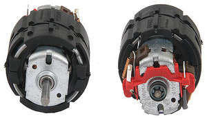 Porsche A/C Evaporator Motor, Bosch, OEM, 911, 912