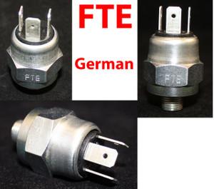 Brake Light Switch On Master Cylinder,FTE German,3 Pole