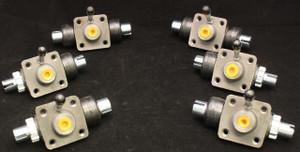 Wheel Cylinder Kit,W/O Screws, Upper,Lower & Rear,Porsche 356,356A,356B