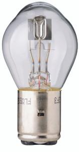 Fog Lamp Light Bulb,German 6V/35W,Porsche 356B & 356C