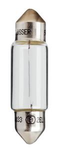 Festoon Bulb 6 Volt / 5 Watt,Interior Light,German,Porsche 356A, 356B