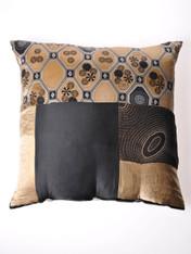 Black Antique Cushion