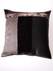 Chocolate Clover Cushion