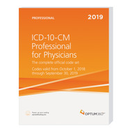 The ICD-10-CM Expert for Physicians with our hallmark features and format makes facing the challenge of accurate diagnosis coding easier. Developed specifically to meet the needs of physicians, the Optum360 codebook contains the complete ICD-10-CM code set which is the cornerstone for establishing medical necessity, determining coverage, and ensuring appropriate reimbursement. Now with a new symbol in the tabular for codes associated with CMS quality payment program (QPP) measures and a symbol to identify codes associated with CMS hierarchical condition categories (HCC) used in risk adjustment (RA) coding