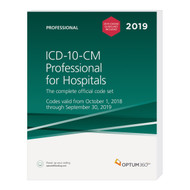 The ICD-10-CM Professional for Hospitals with our hallmark features and format makes facing the challenge of accurate diagnosis coding easier. This edition contains the complete ICD-10-CM code set, Medicare Code Edits (MCE), and ICD-10 MS-DRG edits with symbols identifying codes for comorbidities/complications (CC), major CC (MCC), and principal diagnoses (PDx) that function as their own CC/MCC.