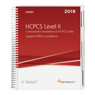 Accurately report supplies and services for physician, hospital outpatient, and ASC settings with the 2019 HCPCS Level II Expert. Use this comprehensive reference for the HCPCS code set that focuses on management of reimbursement.