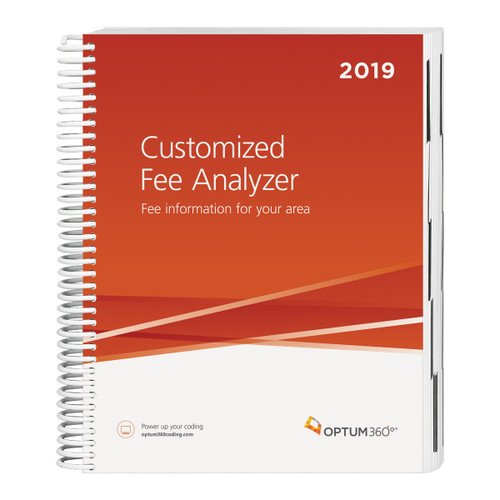 Customized Fee Analyzer provides physicians with percentiles of physician charge data for their geographic area and the CPT® codes most frequently used in their specialty. Under-priced fees can cost a practice thousands of dollars each year. To set the most appropriate fees, you need specific information for your geographic locality, as fees vary widely across the country. Relying on national averages can result in reimbursement that is too low or billed charges that are too high.