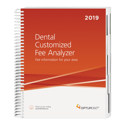 Dental Customized Fee Analyzer provides dentists and oral surgeons with a customized report for a specific geographic area and the CPT® and CDT codes most frequently used in a dental and/or OMS practice. Underpriced fees can cost a practice thousands of dollars each year. To set the most appropriate fees, you need specific information for your geographic locality, as fees vary widely across the country. Relying on national averages can result in reimbursement that is too low or billable charges that are too high. This resource will provide defensible data when revising your fee schedule, negotiating contracts, and conducting competitive analysis.